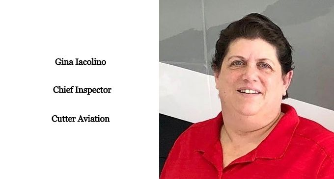 Gina Iacolino promoted as Chief Inspector of Cutter Aviation  Executive Focus Magazine