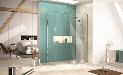 Selection Of Various Shower Units