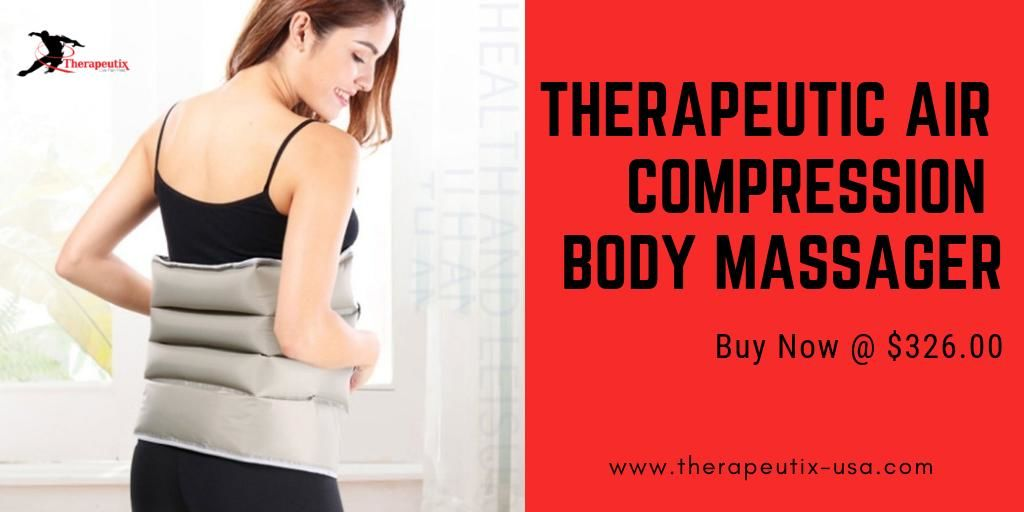 Therapeutic Air Compression Body Massager