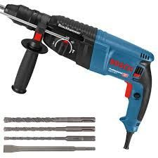 Now It's Hammer Time! Hammer Drill Time