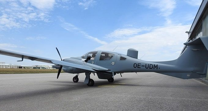 Diamond Aircraft delivers DA62 Special Mission Aircraft to DEA Aviation in UK