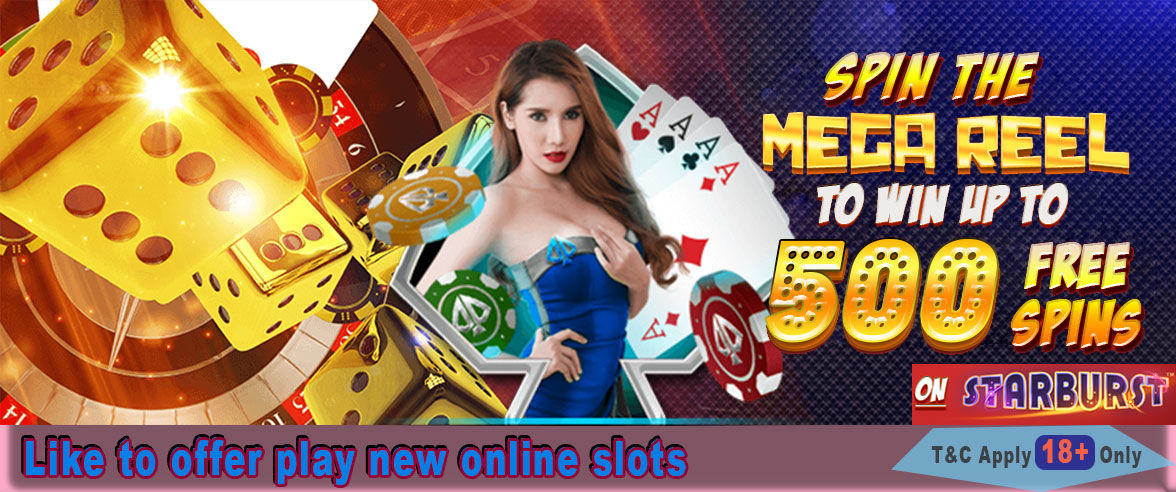 Like to offer play new online slots - deliciousslots