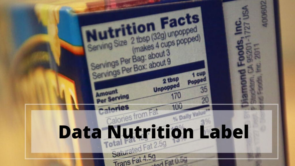 Why Nutrition Labeling Is Crucial For The Food Industry? – Best Nutrition Label