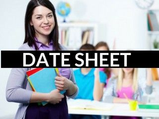 JAC 12th Date Sheet 2019(Released)- Jharkhand Board Exam Dates 2019