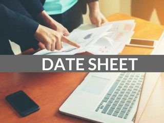 CBSE 10th Date Sheet 2019- CBSE Board Class 10th Exam Dates 2019