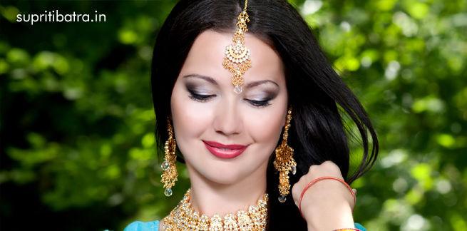 Wedding Makeup Artist in Delhi | On-Visit Makeup Artist in Delhi | Supriti Batra