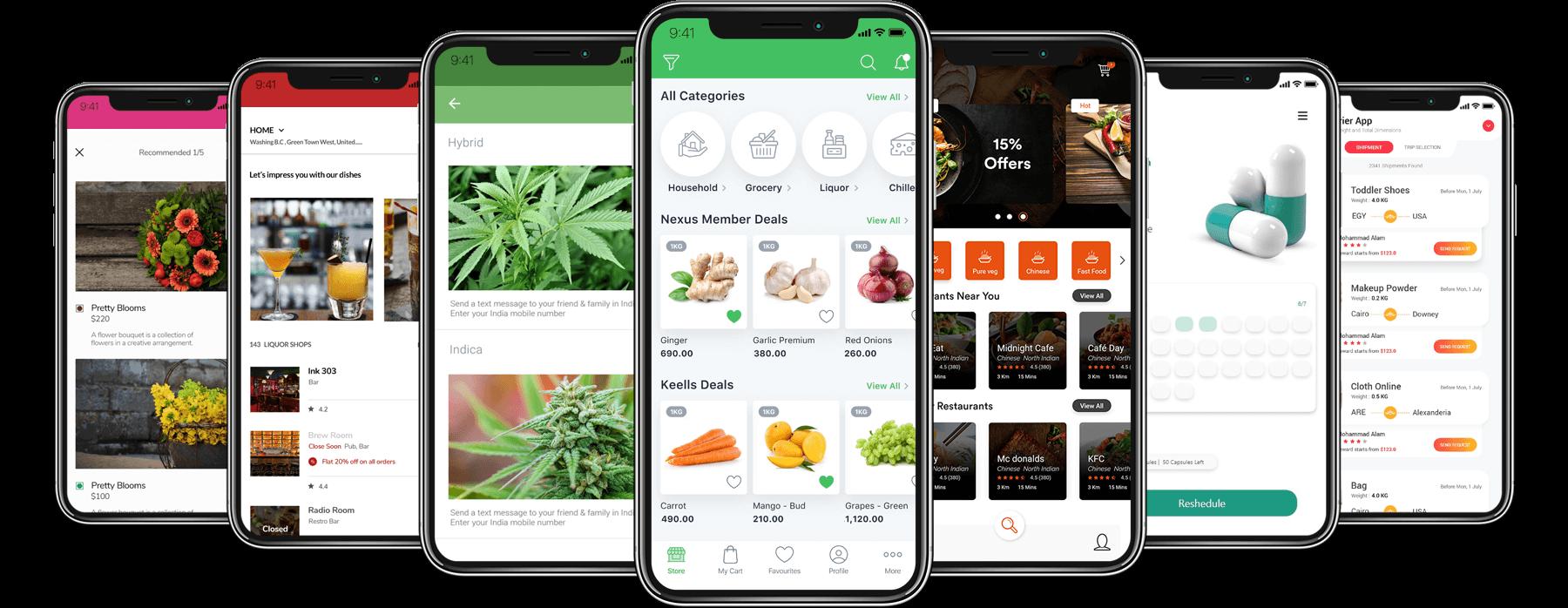 How to develop a multi niche delivery app in this coronovirus season?