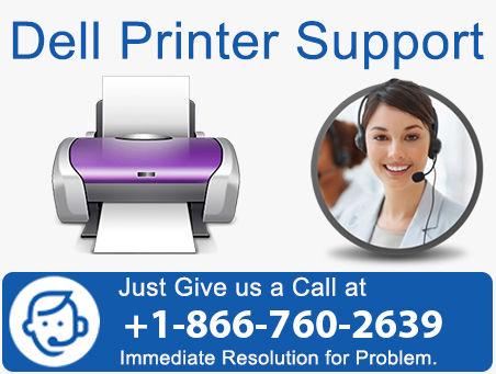 Dell Printer Support Number 1-866-760-2639 | Printer Help