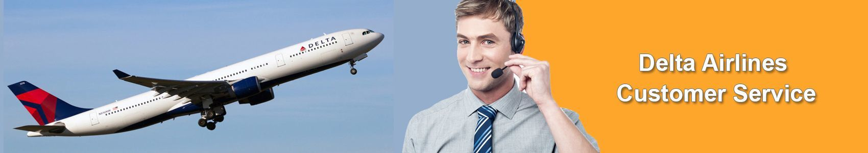 Delta Airlines Customer Service For Safe And Secure Travelling