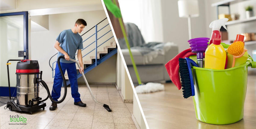 Deep Home Cleaning Vs General Cleaning - Which is better