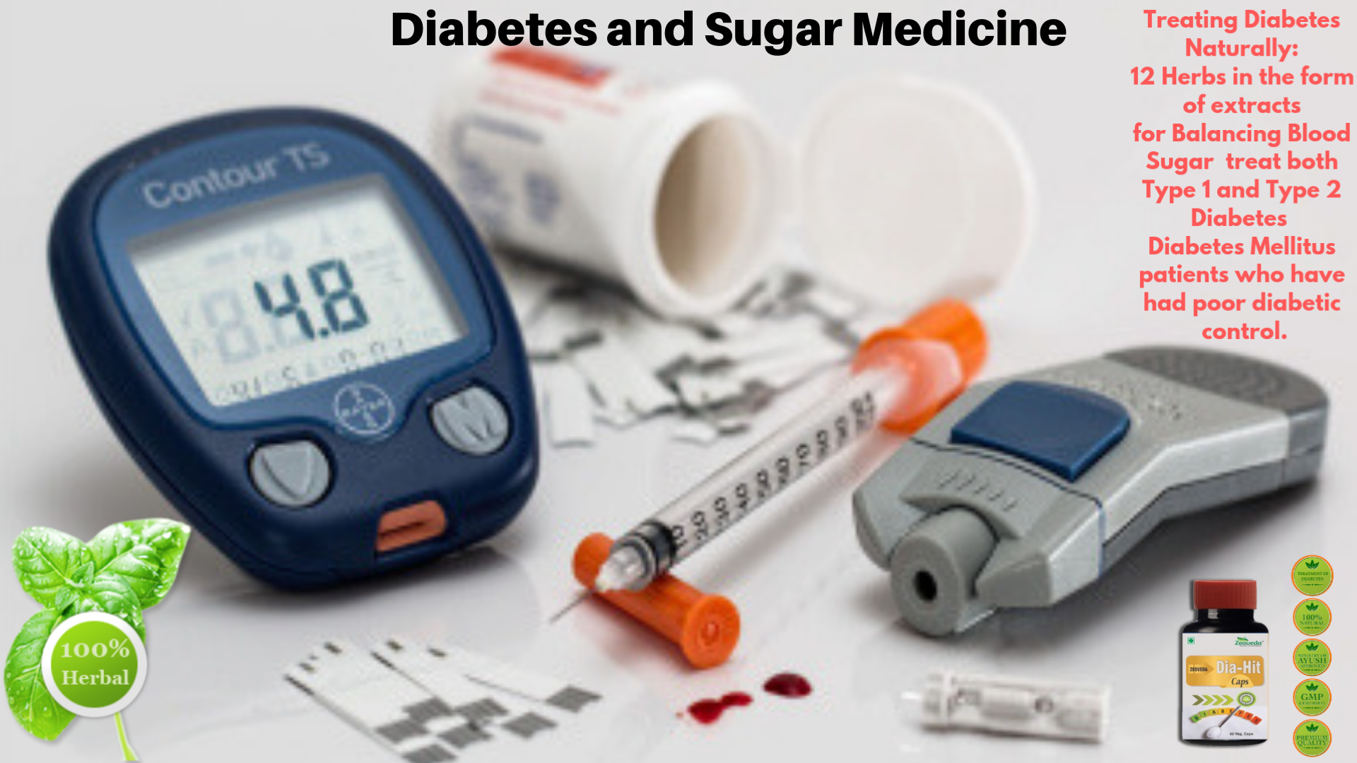Diabetes and Sugar Medicine
