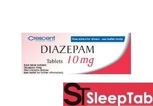 Diazepam 10 mg Pills