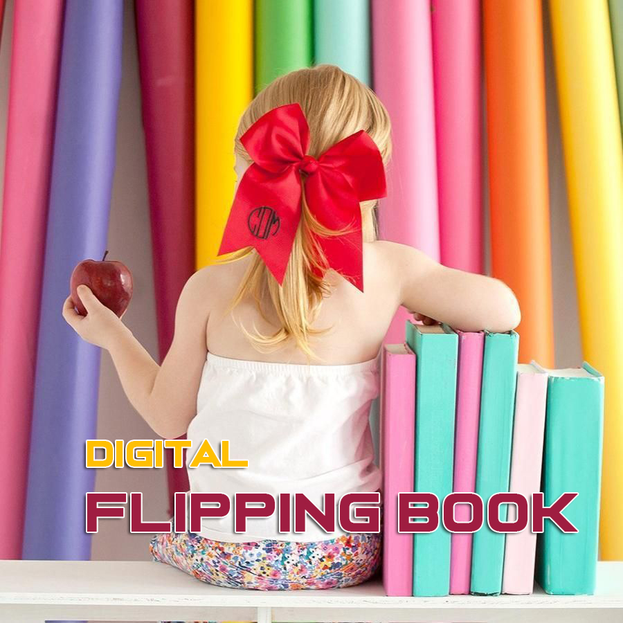 Flipping book Solutions for Publishing Content Digital