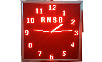 LED Analog Clock