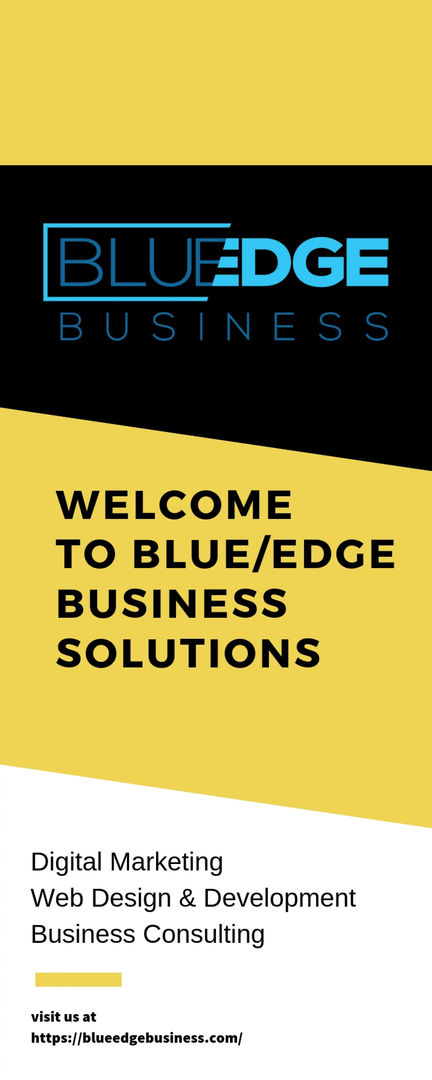 Digital Marketing Agency Savannah, GA | Blue Edge Business