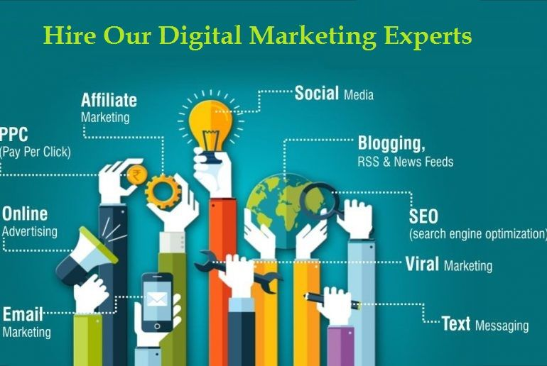 Hire dedicated developers in Chennai | Hire Digital Marketing experts