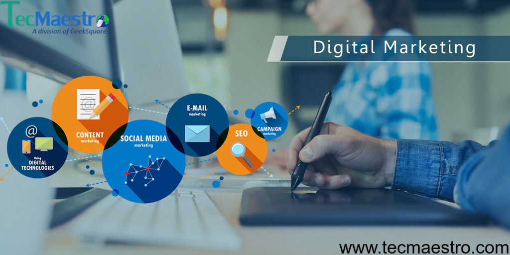 Top Digital Marketing Company Ghaziabad in Delhi NCR