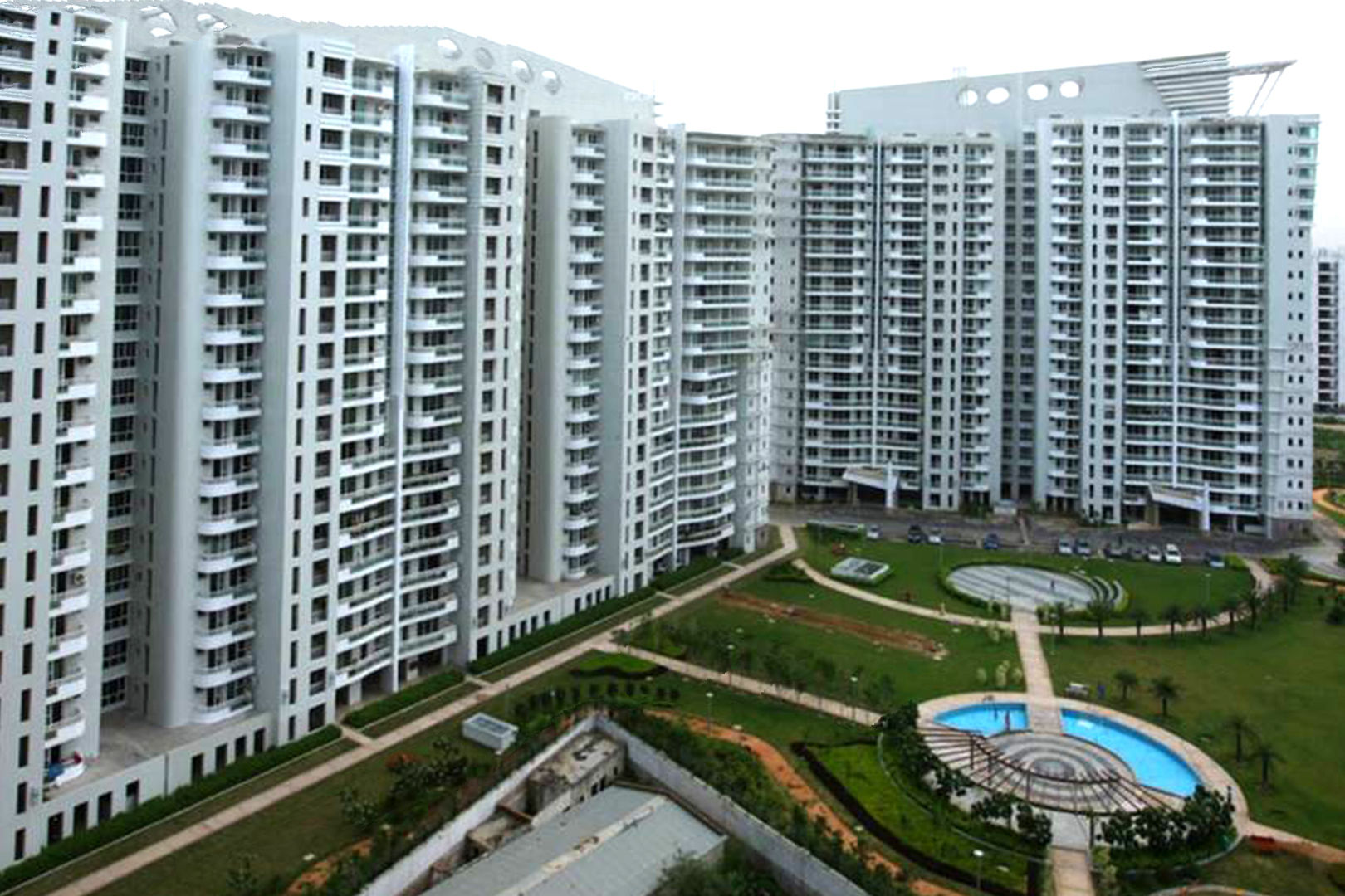 DLF The Icon, DLF City, Phase 5, Sector 43, Behind Horizon Centre, Gurugram