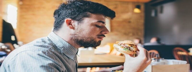 Does Junk Foods Cause Hair Loss? | Hair Transplant Dubai