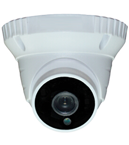 IP Based Solution - Dome Camera