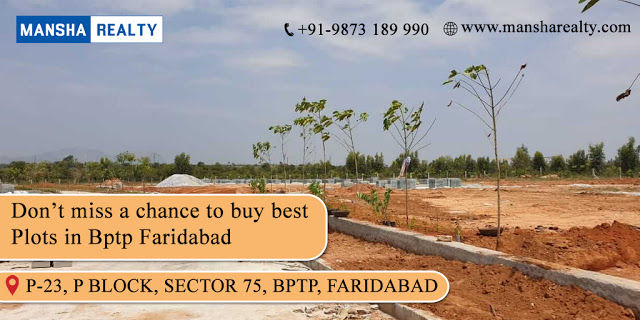 Don't Miss a Chance to Buy Best Plots in Bptp Faridabad