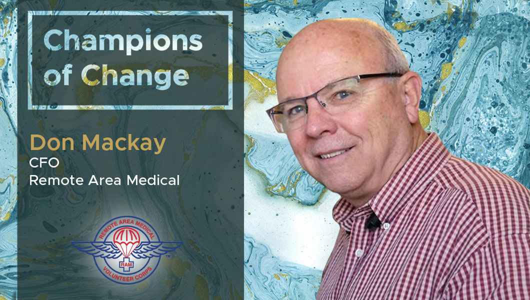 Interview with Don Mackay, CFO at Remote Area Medical   The Digital Enterprise