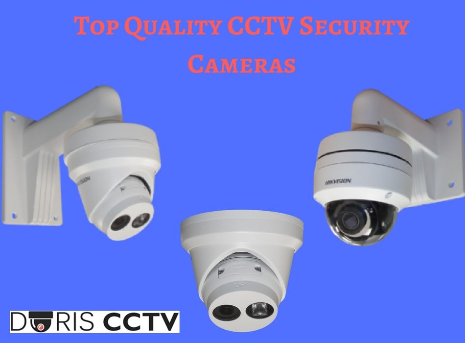 CCTV Supplier in London