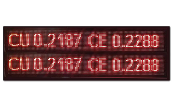 Indoor & Outdoor Led Display Board