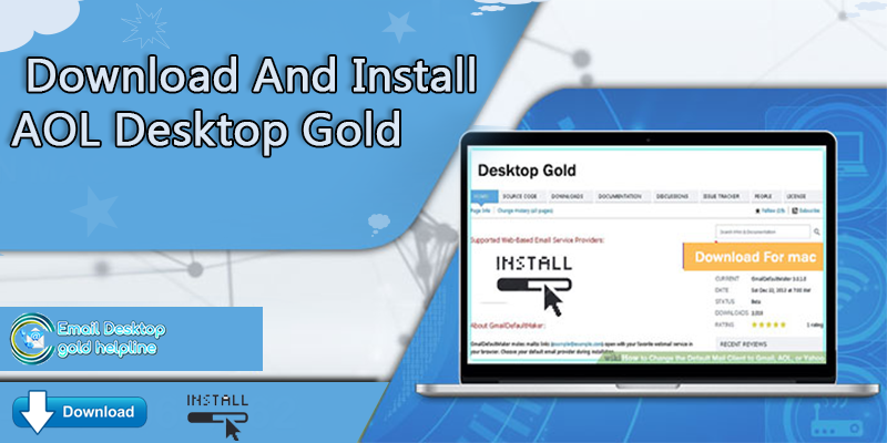 Download And Install AOL Desktop Gold For Windows and Mac