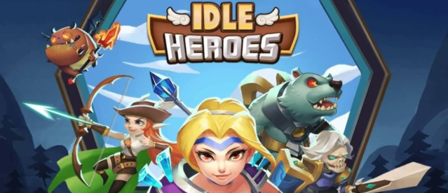 Idle heroes mod APK download Android/iOS