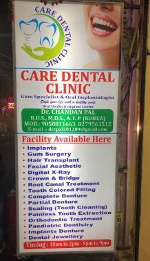 Dentist in East Vinod Nagar