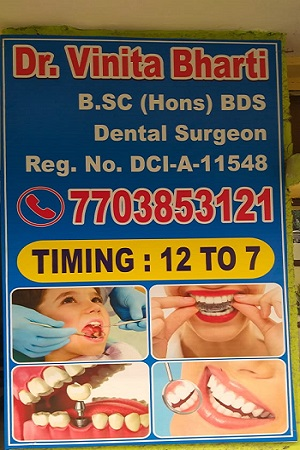 Dentist in Vasundhara Sector 18