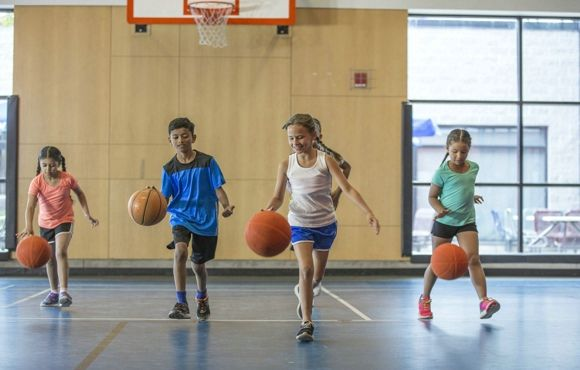 Indoor Basketball Hoops for Fun and Physical Fitness