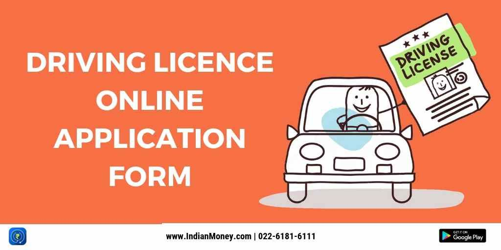 Driving Licence Online Application Form