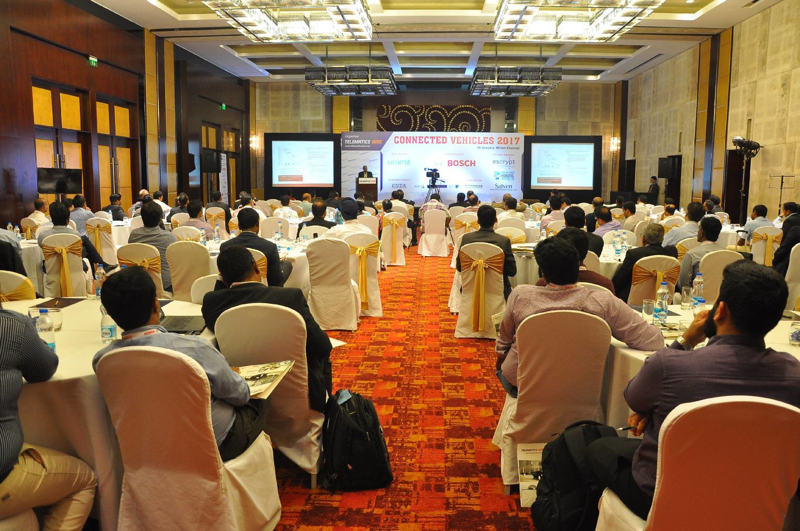 Telematics India 2017 - 17th -18th August - Westin Pune