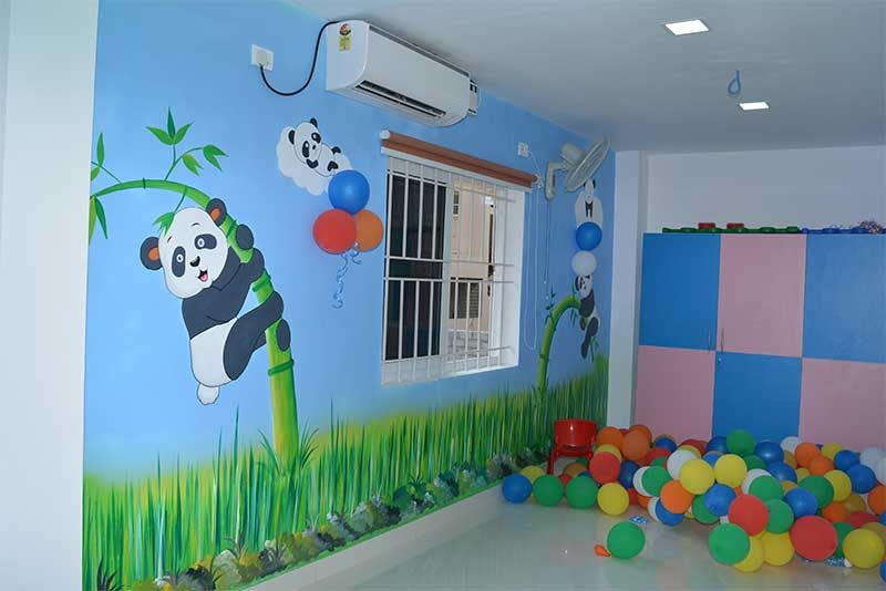 Indoor Play Area for Kids   Good daycares near me   Kids Play Places