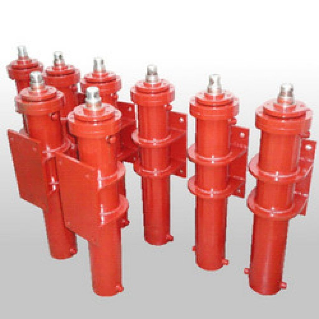 DTH Drilling Rigs Hydraulic Cylinder | Marshal Haydromovers
