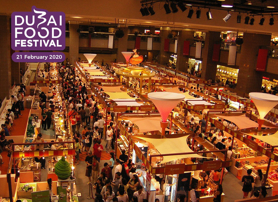 Dubai Food Festival 2020   A Middle Eastern Culinary Extravaganza