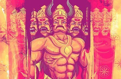 Dussehra wishes in hindi - Dussehra quotes, thoughts, status in hindi - KillerStatus.com