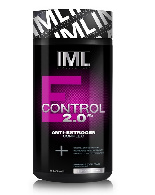 Keebo Sports Supplements E-Control Rx 2.0™ should also be taken after using our products as PCT (post cycle therapy) to bring hormone function back to normal