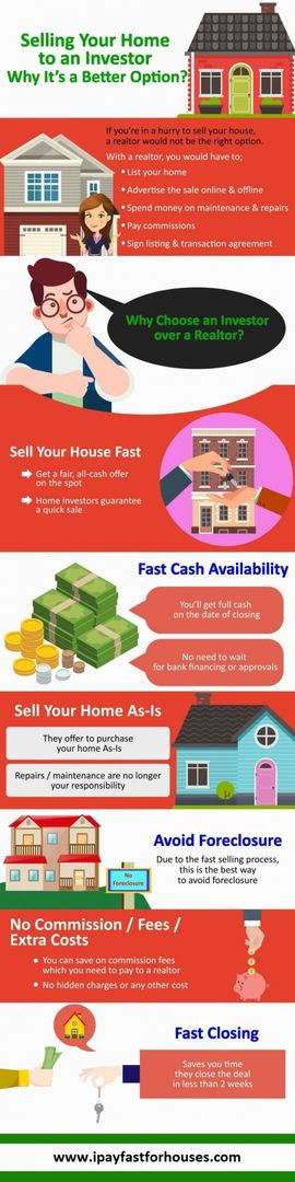 Selling Your Home to an Investor Why It's Better Option?