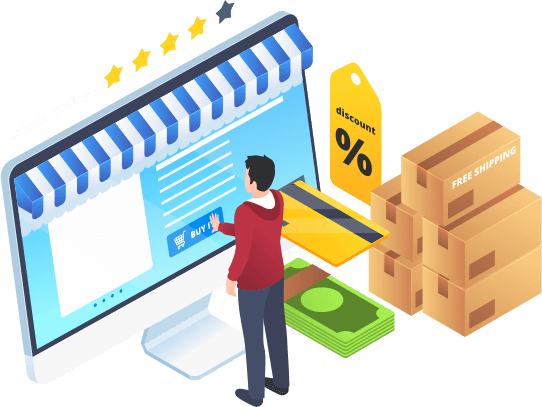 Ecommerce App Development Solutions | NectarBits