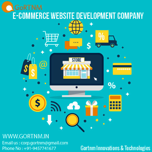 Ecommerce Website Development Company In Meerut