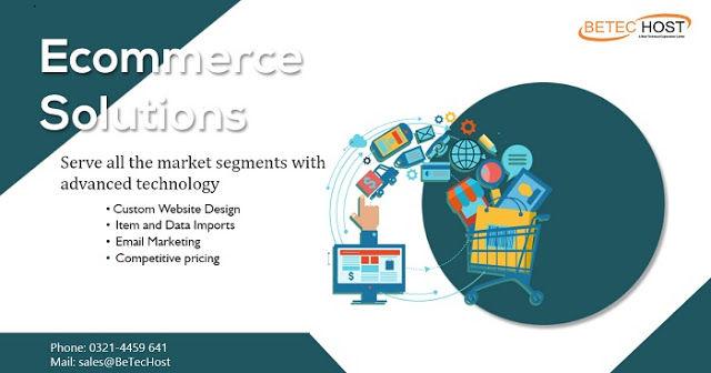 Advantages of E-commerce Website – BeTec Host