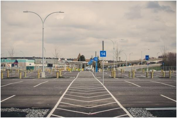 Park and Ride-For A Smart Parking Experience