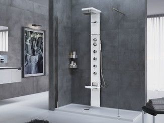 A Shower Panel In Your Bathroom