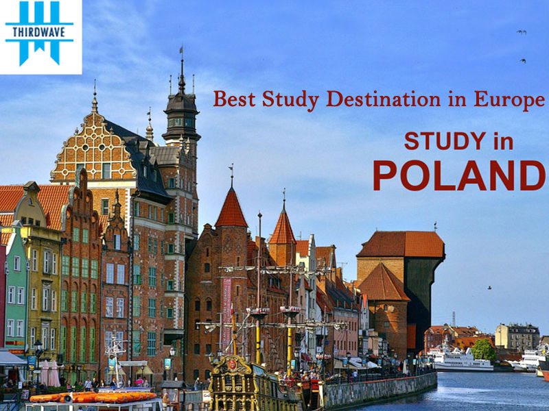 Overseas Education Poland – Best Study Destination in Europe - Thirdwave Overseas Education