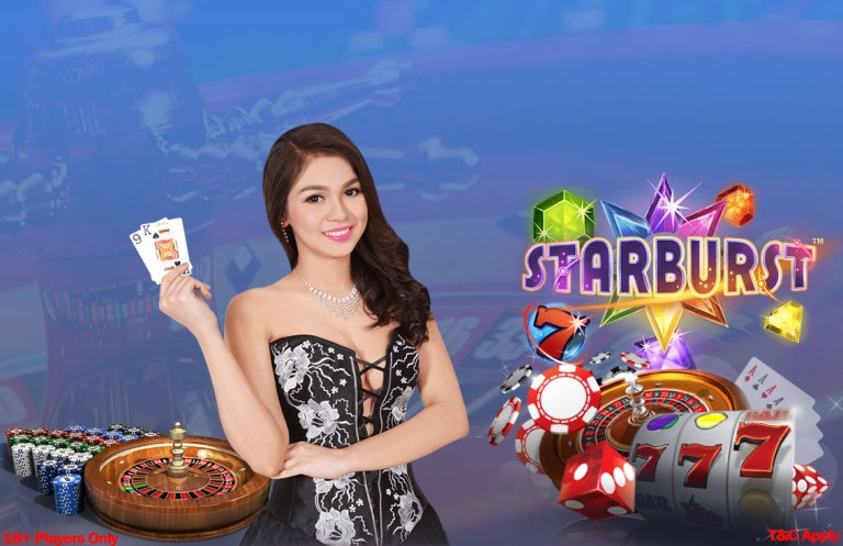 Stay home and enjoy with online casino game