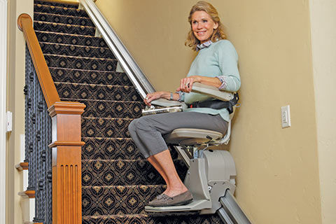 Stair Lifts – Helping People Help Themselves