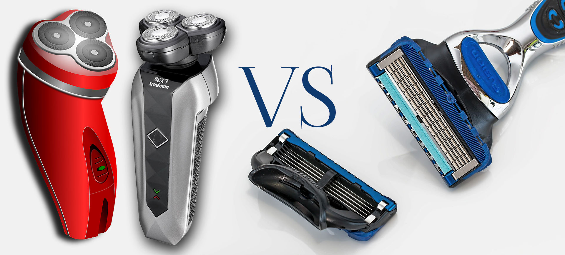 Disposable Shavers Vs Electric Shavers